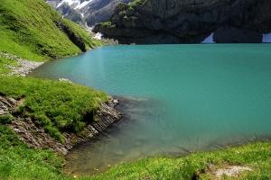 Iffigsee (Kräuterwanderung Lenk im Simmental)